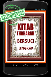 Kitabun Thaharah - náhled