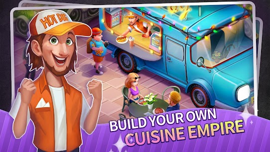 My Restaurant Empire MOD APK 0.5.04 [Unlimited Diamonds] 1