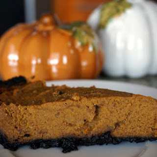 Healthy Vegan Pumpkin Pie Recipe
