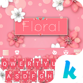 Keyboard - Floral New Theme