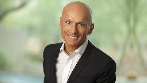 Stefano Maruzzi, GoDaddy vice-president for EMEA.