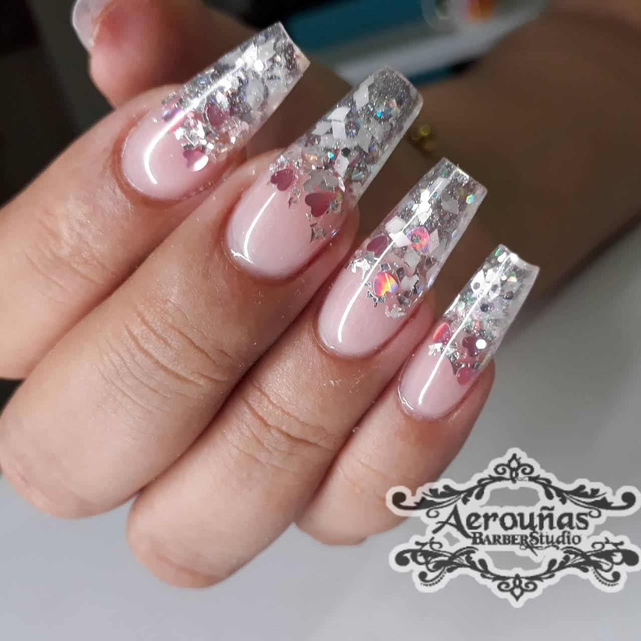 Aerouñas Nails Spa Peluquería Barberia Uñas Y Centro De