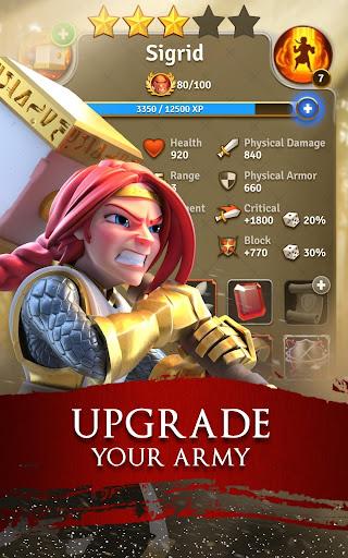 Télécharger Rivengard  APK MOD (Astuce) screenshots 6