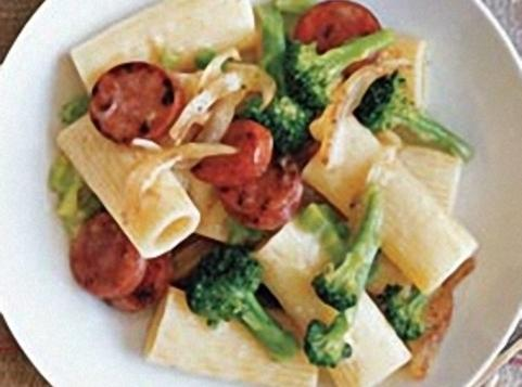 Pasta With Sausage And Broccoli Recipe