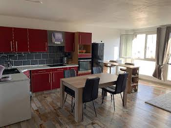 Appartement 4 pièces 81,43 m2
