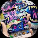 Graffiti Street Rock Theme icon