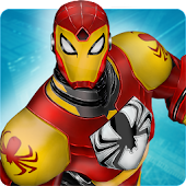 The Amazing Iron Spider APK for Lenovo