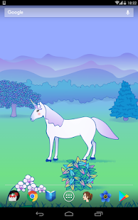 Unicorn Seasons Screenshot