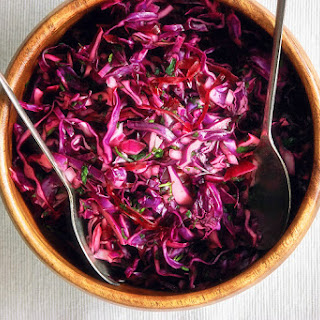 Tangy Red Coleslaw