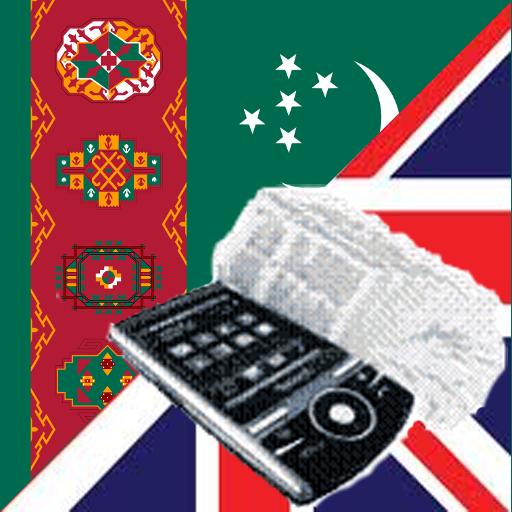 Turkmen English Dictionary