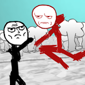 Stickman Meme Fight