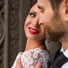 Wedding photographer Yana Tkachenko (yanatkachenko). Photo of 11.10.2017