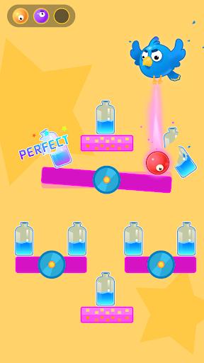 GO DROP - Addictive Puzzle Game  captures d'écran 2