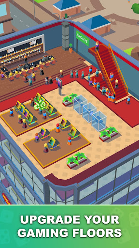 Idle Casino Manager - Tycoon Simulator 1.6.0 screenshots 3