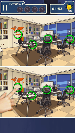 Find The Differences - Detective Story cheat screenshots 2