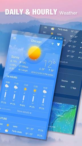 Weather radar & Global weather checker 16.6.0.6270_50153 Screenshots 2