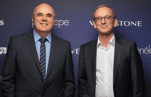 André Coisne et Bertrand Corbeau