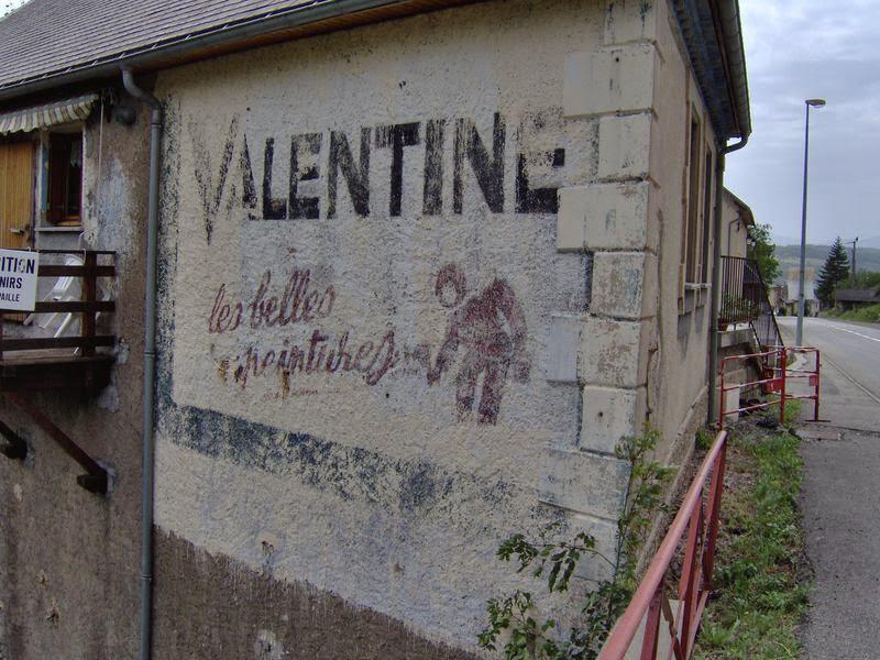 Publicité Valentine