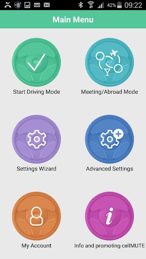 玩免費遊戲APP|下載cellMUTE+ Drive Mode & More app不用錢|硬是要APP