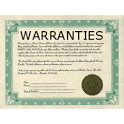 My Warranties Lite icon