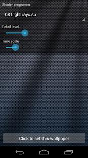 HexShaders Screenshot