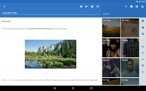 Joooid! Joomla for Android- screenshot thumbnail