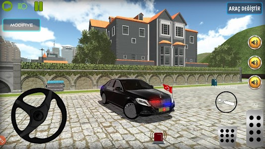 New President Car Driving Game 1.6
