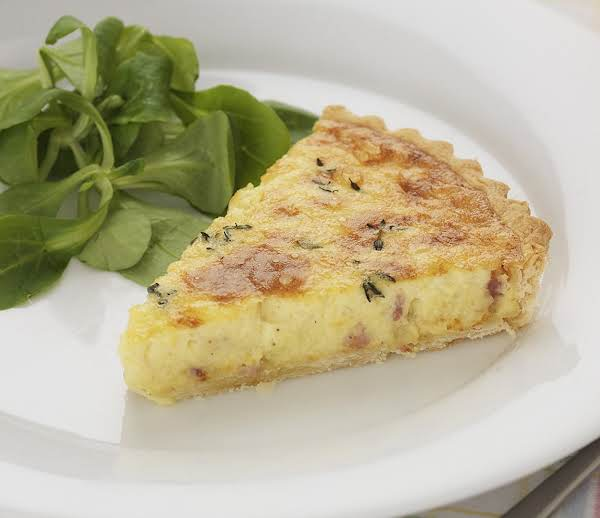 Reunion Quiche Recipe