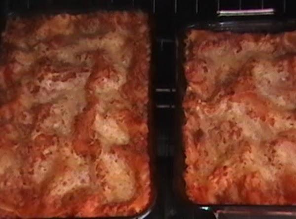 Barbie's Lasagne Recipe