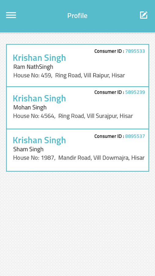 PHED Haryana- screenshot