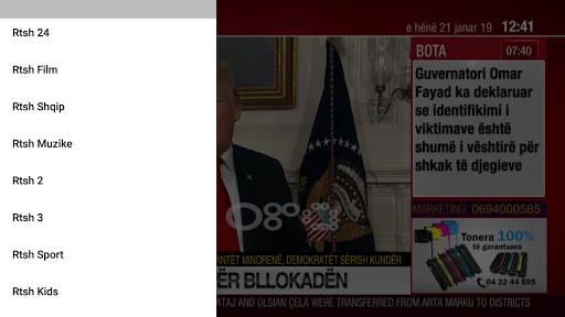 Albanian Shqip Tv screenshot 5