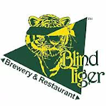 Logo of Blind Tiger Smokey the Beer