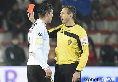 Un match de suspension proposé à De Witte