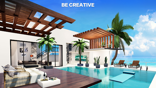 Home Design: My Lottery Dream Home MOD (Unlimited Lives) 5