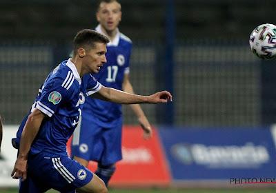 À la loupe : la performance de Gojko Cimirot face à l'Italie