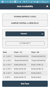 Indian Rail PNR Status App Latest Version  Download For Android 5