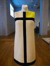 Photo: Yves St. Laurent dress from the 1960s