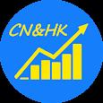 China and HongKong stock quotes icon
