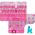 GlitterBow Kika KeyboardTheme icon
