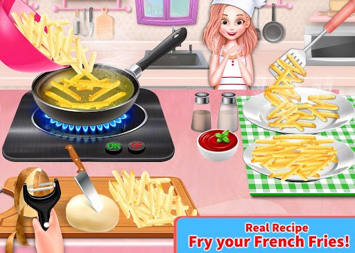 Kids in the Kitchen - Cooking Recipes 1.24 screenshots 6