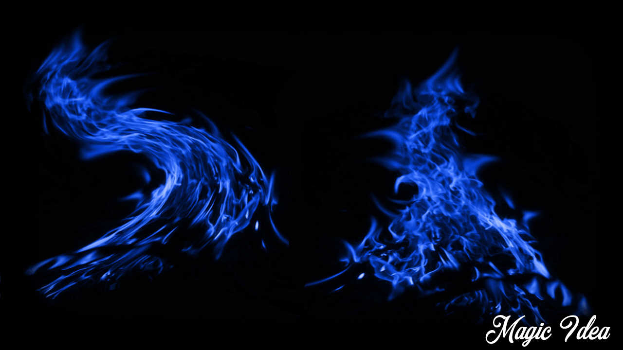 blue fire wallpaper - android apps on google play