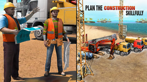 Beach House Builder Construction Games 2018 apkpoly screenshots 8