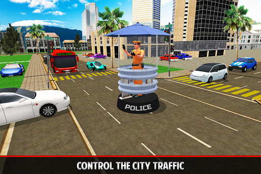 Police City Traffic Warden Duty 2019 2.0 screenshots 12