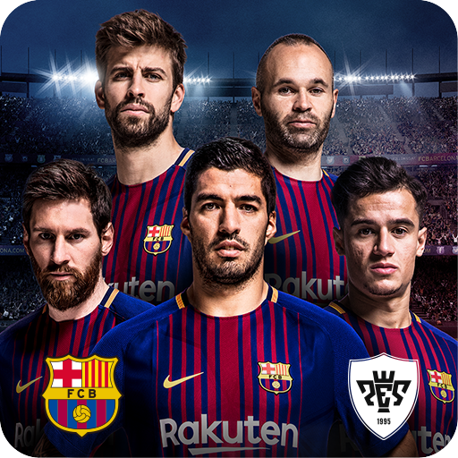 PES 2018 PRO EVOLUTION SOCCER app (apk) free download for Android/PC/Windows
