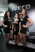 Photo: IVECO con la Moto GP por Fandos Used Trucks Trader