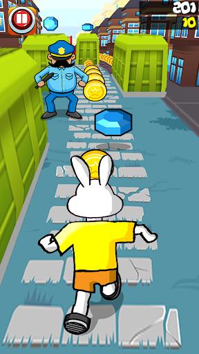Subway Bunny - Trains Dash
