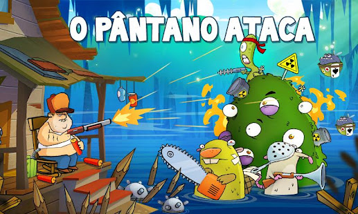 Swamp Attack Mod