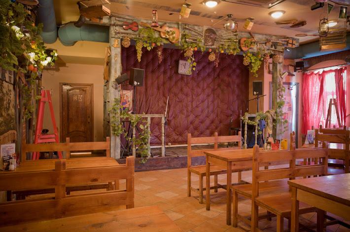 Фото №5 зала Золотая вобла на Покровке