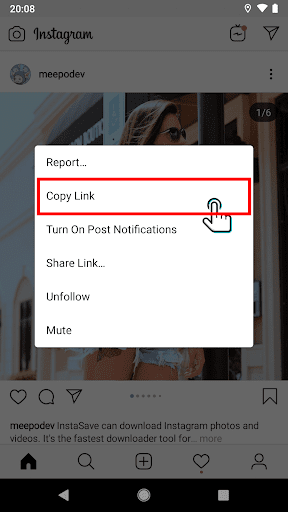 Super Save - Video Downloader for Instagram 1.4.1 screenshots 2