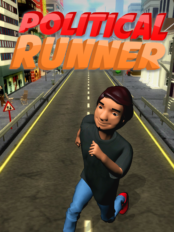 Political Runner- screenshot